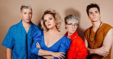 Український гурт МAХA презентує свій перший англомовний сингл «Paradise»