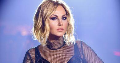 """Співачка KAMALIYA презентувала українську версію синглу та візуалізації """"Танцюю"""". Ключовими дійовими особами відео стали одні лише чоловіки з шоу-балету """"Freedom""""."""