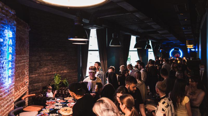 Зачекалися! Відкриття оновленої Barbara Bar пройшло в уже легендарному форматі Pre-Party Atlas Weekend