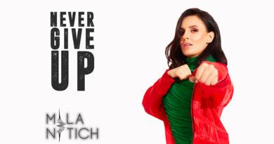 Mila Nitich експериментує з новою музикою та ніколи не здається!