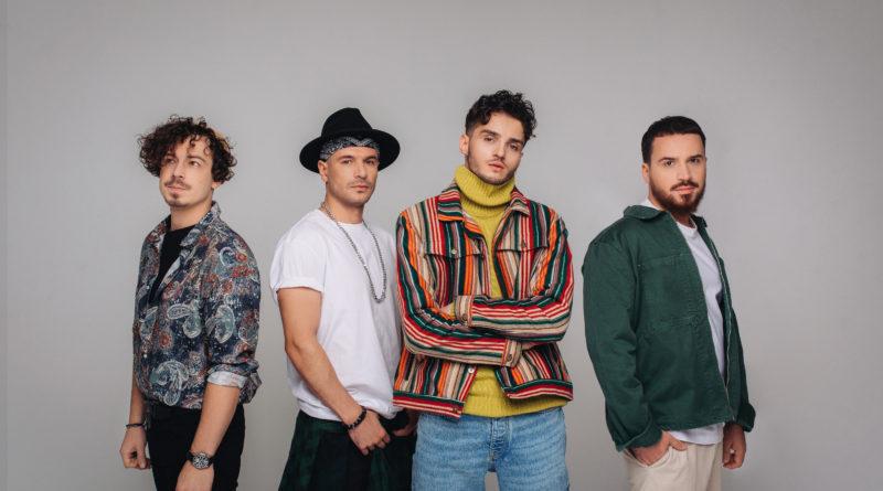 Нова танцювальна пісня гурту Cloudless: повернення до часів Євробачення