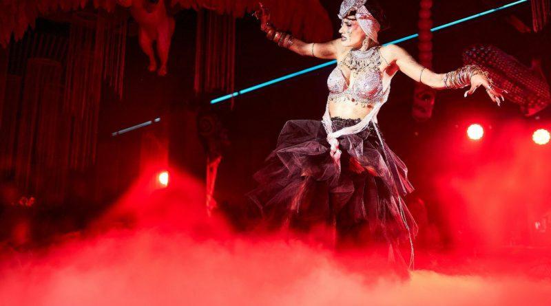 Демонічні пристрасті в Osocor Residence: «Carmen Бордель» на HALLOWEEN 18+